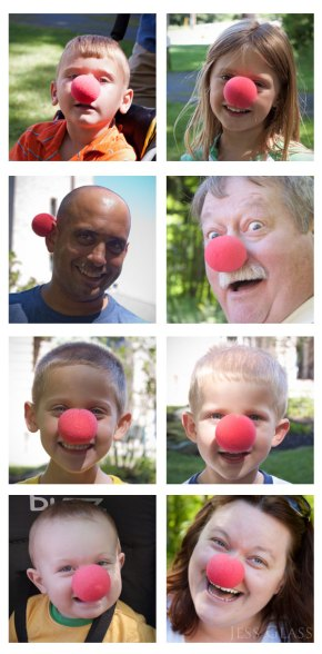 Clown Noses Make Everything Better