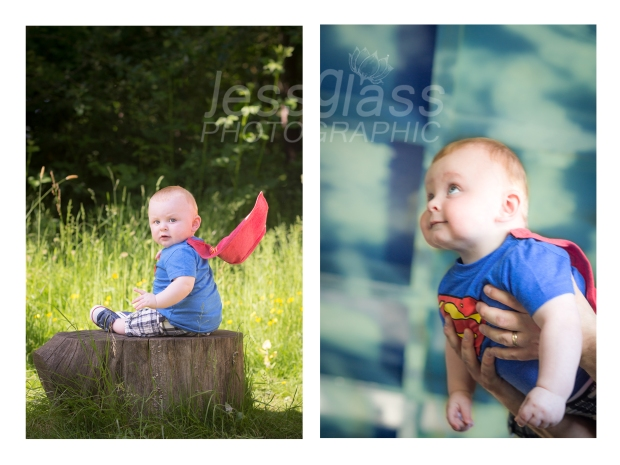 Mr E - The Littlest Super Man in the Village